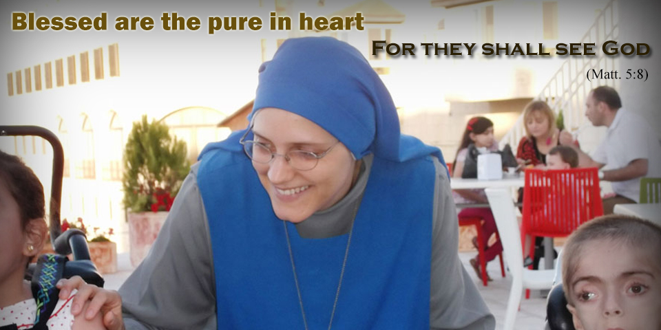 """The Breath of Mercy"" – A Reflection Published by Sr. Maria del Fiat Miola, SSVM"