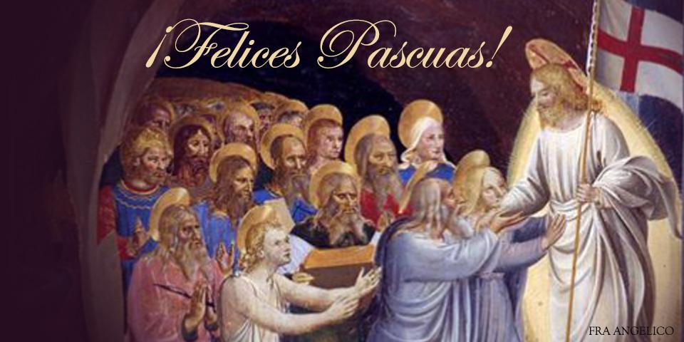 Las Servidoras Saludos Pascual