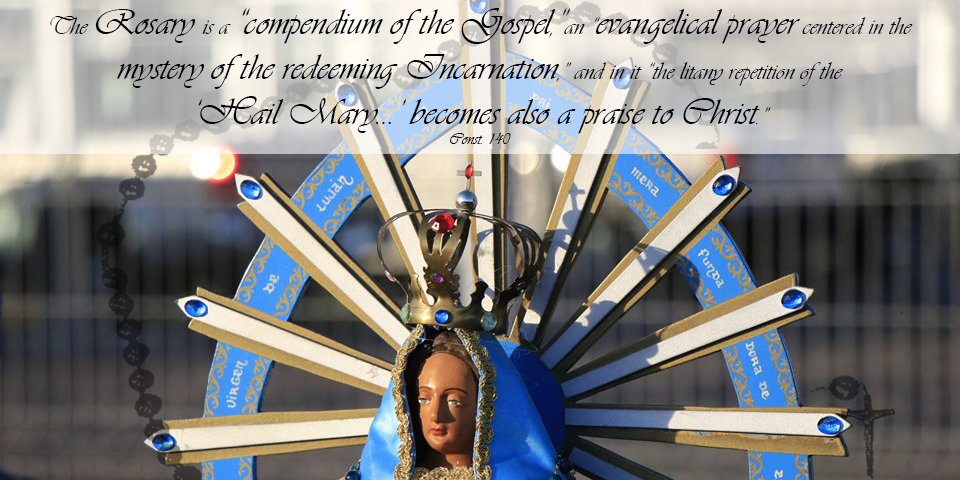 Mary-month-rosary