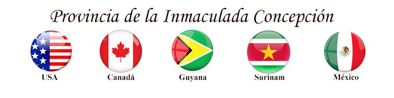 25º aniversario de la fundación de la Provincia de la Inmaculada Concepción