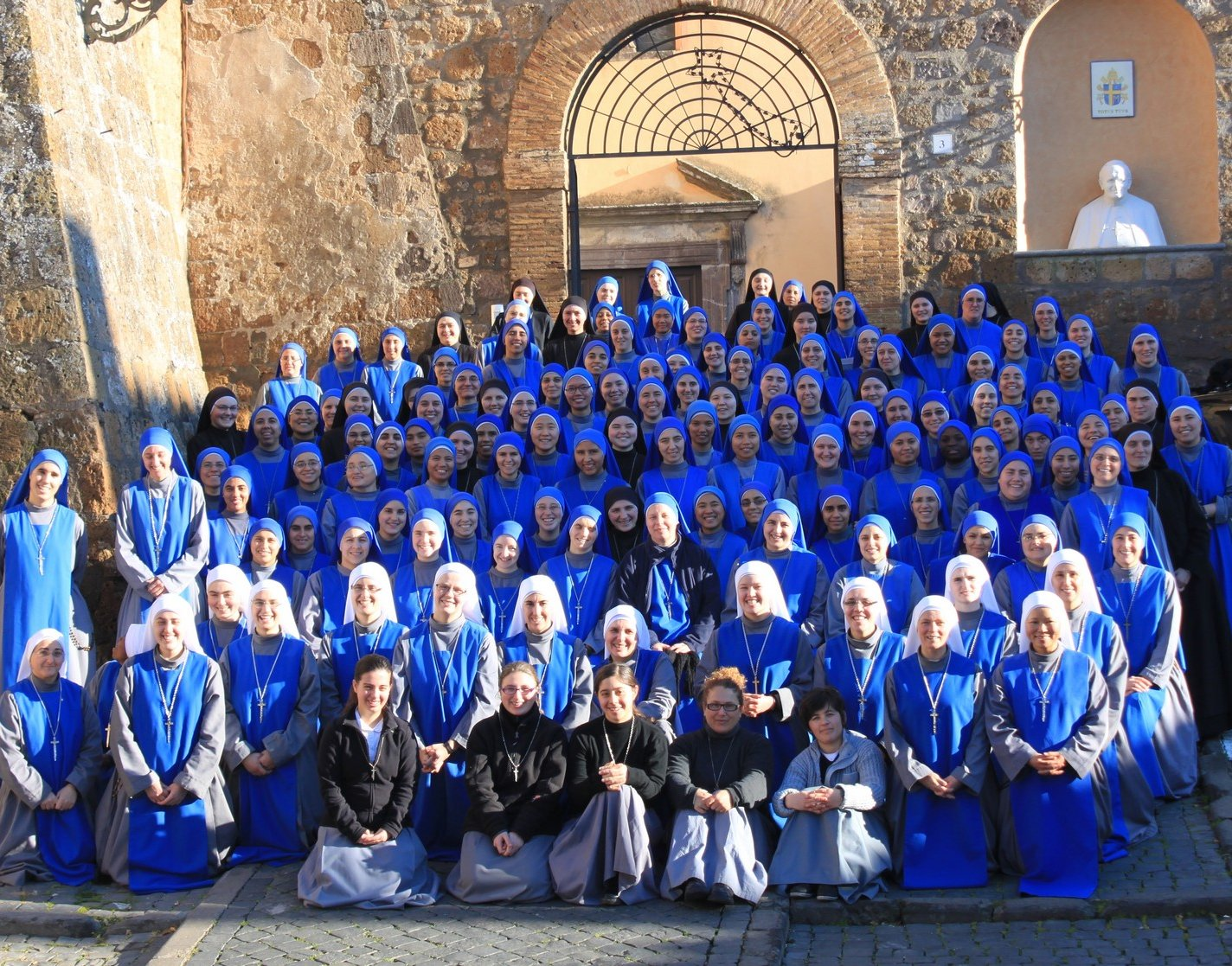 Servants of the Lord and the Virgin of Matará (SSVM)