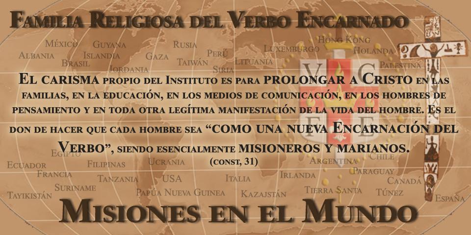 SSVM Misiones en el Mundo