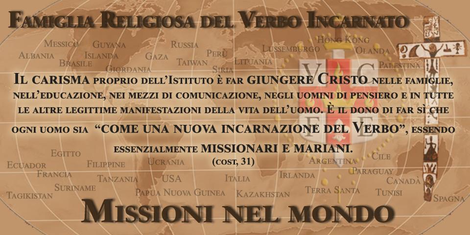 SSVM Missioni nel Mondo - Serve del Signore e della Vergine di Matarà