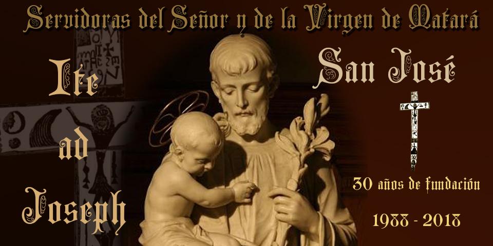 Saludos por la Solemnidad de San José