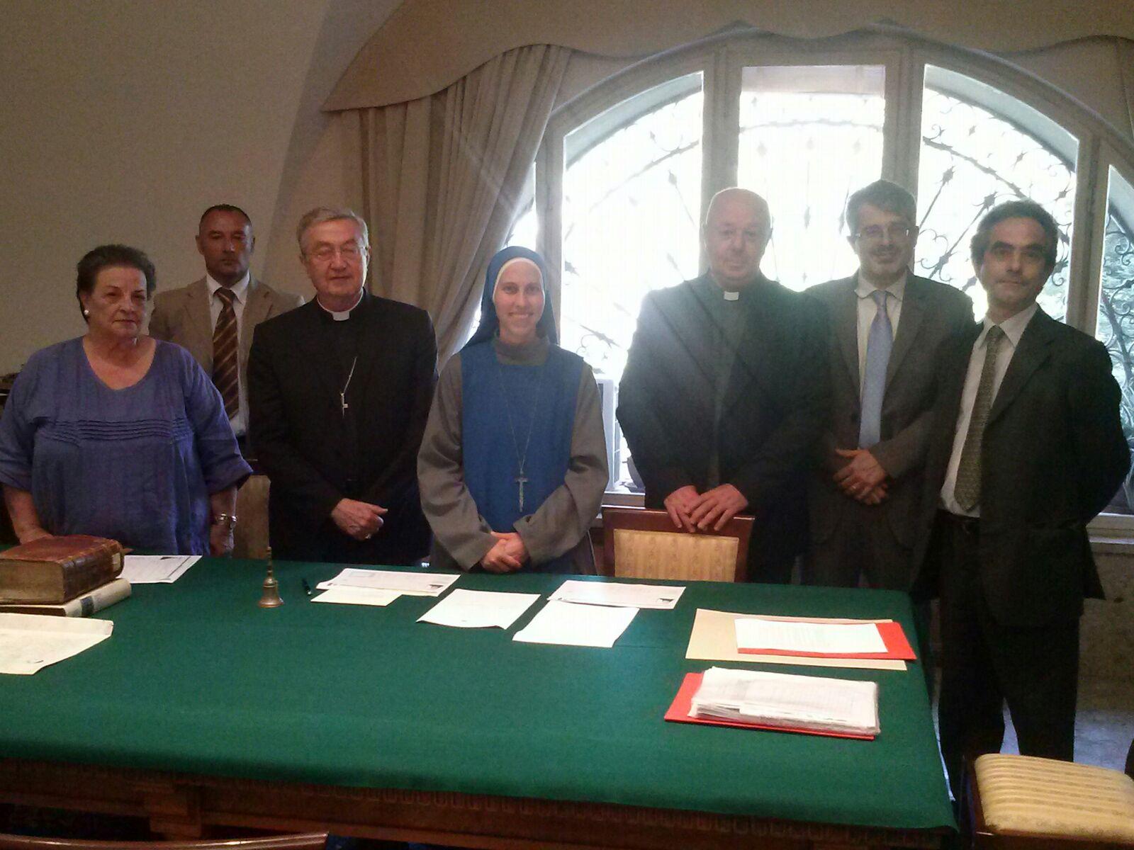 Instituto de las Servidoras - Licenciada en Ciencias Eclesiásticas Orientales