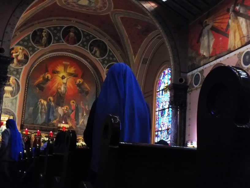 Año Nuevo en el monasterio - SSVM