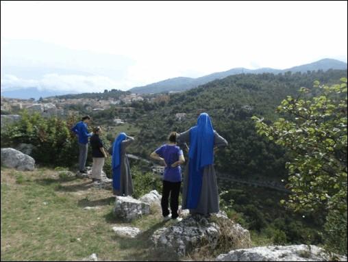 SSVM Aspirantado Sant'Agnese en Italia