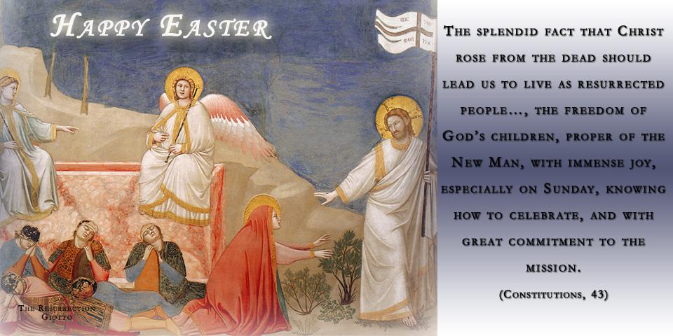 SSVM - Easter Greetings