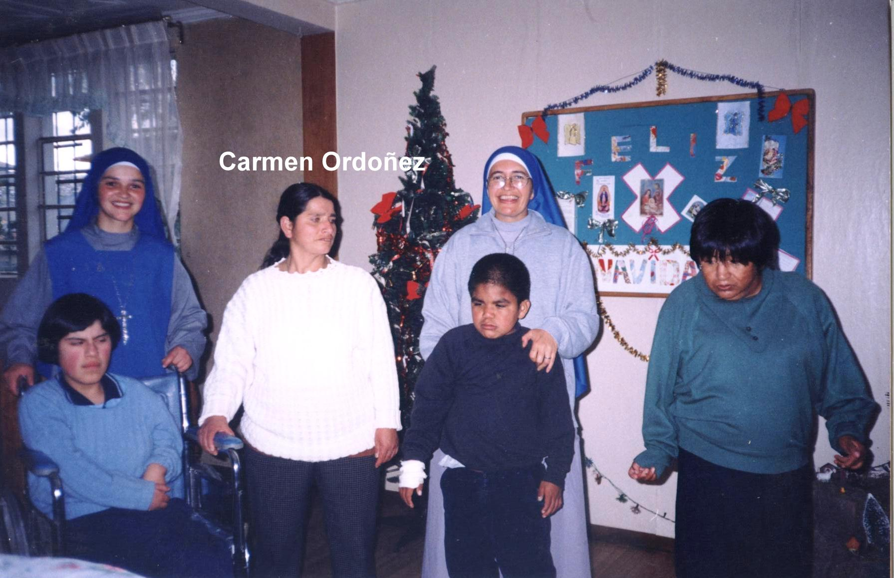 SSVM Ecuador Carmen Ordoñez