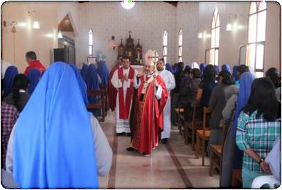 SSVM Monasterio Arequipa-Perú