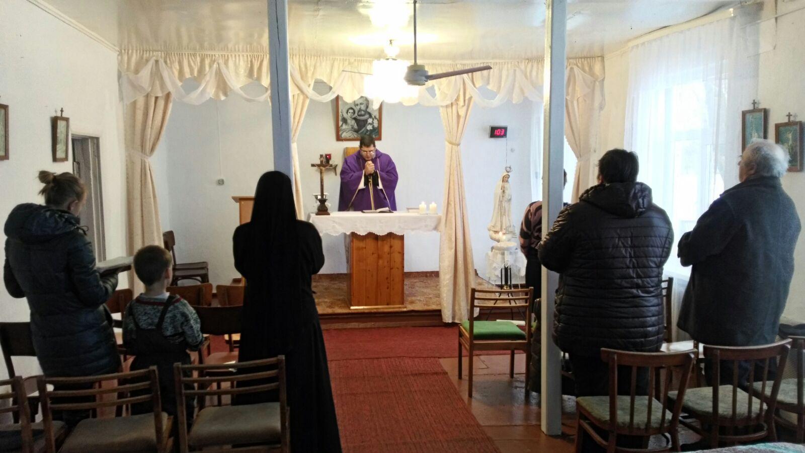Servidoras Misión en Omsk, Rusia