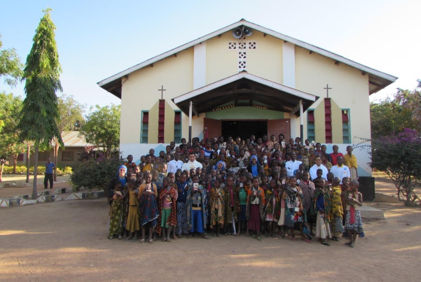 SSVM - Campamento de niñas en Ushetu, Tanzania