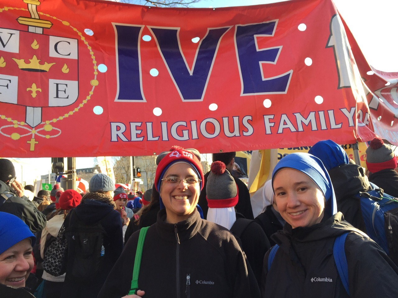 SSVM March for Life 2015 Washington DC