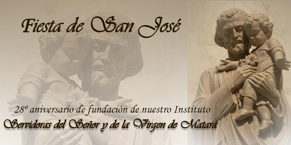 Fiesta de San José y el 28º aniversario de fundación de SSVM