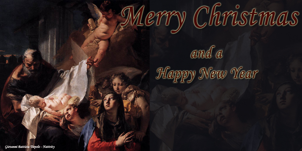 Merry Christmas and a Happy New Year from SSVM