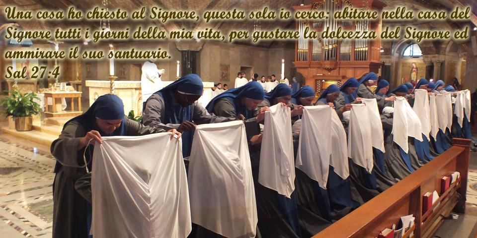 Servidoras - Chiusura dell'anno dedicato alla Vita Consacrata
