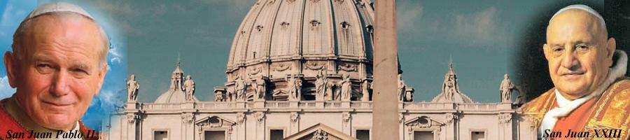 Servidoras del Señor y de la canonización de Juan Pablo II y Juan XXIII