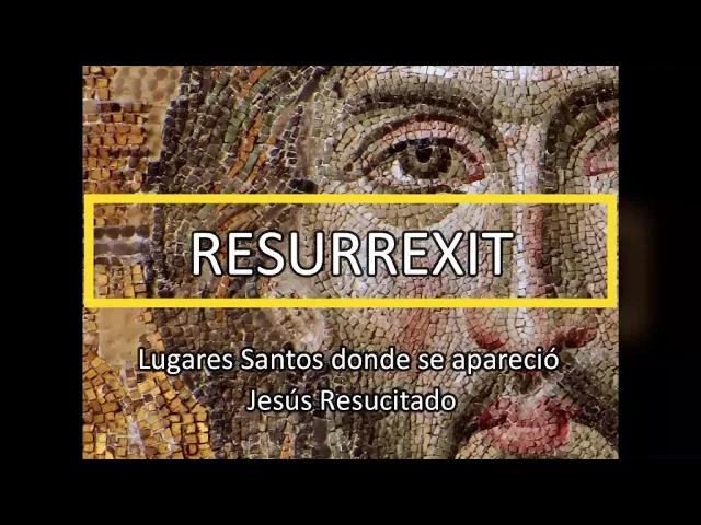 Resurrexit Tierra Santa
