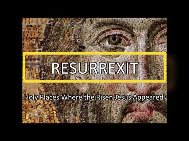 Resurrexit Holy Land