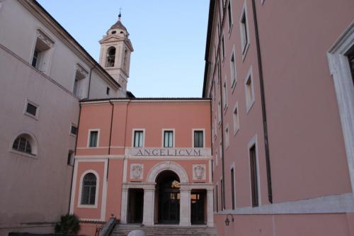 """Pontificia Universidad """"Santo Tomás de Aquino in Urbe"""" (Angelicum)"""