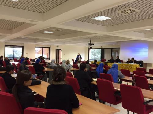 """Nueva Licenciada en """"Ciencias religiosas con orientación pedagógica"""" - Hermana María José"""